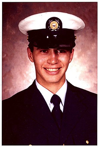 William Flores - Seaman Apprentice William R. Flores, USCG