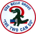 USS Belle Grove (LSD-2) patch.png
