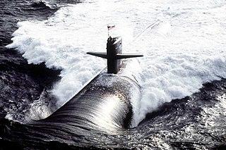 USS <i>Buffalo</i> (SSN-715) Los Angeles-class submarine