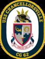 USS Chancellorsville CG-62 Crest.png