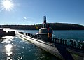 USS Dallas returns to homeport . (11074518215).jpg