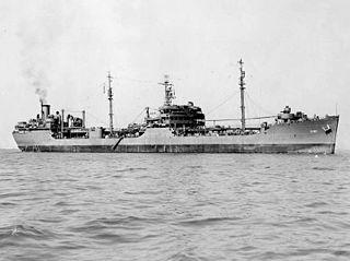 USS <i>Escambia</i> (AO-80)