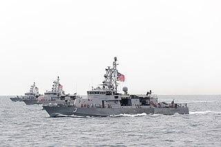 <i>Cyclone</i>-class patrol ship