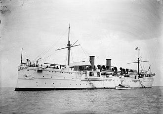 USS Philadelphia (C-4) - USS Philadelphia