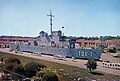 USS Recruit (TDE-1) at San Diego c1966.JPG