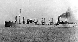 USS Vulcan (AC-5) - Image: USS Vulcan (Collier 5)