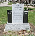 US Colored Troops Memorial front - Woodland Cemetery.jpg