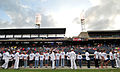 US Navy 100813-N-1688B-076 Future Sailors wait to enlist into the Delayed Entry Program during the 2nd annual Navy Night at Harbor Park.jpg