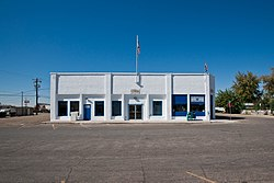 U.S. Post office in Notus, Idaho