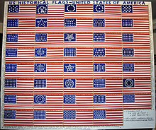 Flag Of The United States Wikipedia - How old is the united states of america