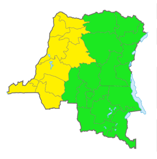 Time in the Democratic Republic of the Congo