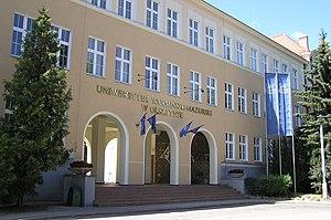 University of Warmia and Mazury in Olsztyn - Image: UWM rektorat