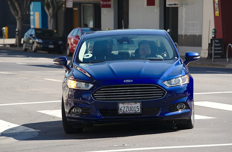 File Uber Ford Fusion second generation Wikimedia