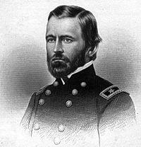 El General Ulysses S. Grant.