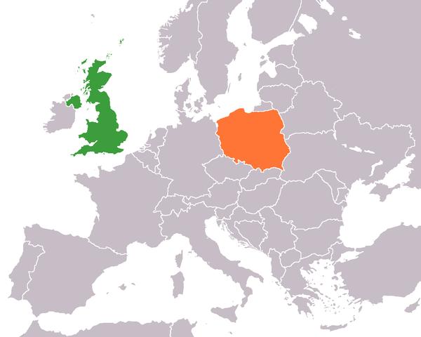 Польша и Великобритания договорились совместно бороться с российской дезинформацией