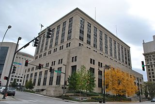 United States Courthouse and Post Office (Kansas City, Missouri) United States historic place