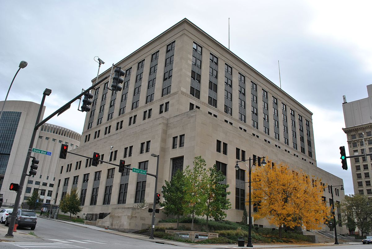 Kansas City Courthouse Locust