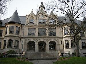 Arthur A. Denny - Denny Hall, University of Washington