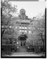 University of Pennsylvania, Dental Hall, 3300 Smith Walk, Philadelphia, Philadelphia County, PA HABS PA,51-PHILA,566E-1.tif