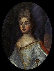 Portrait of Teresa Kunegunda Sobieska