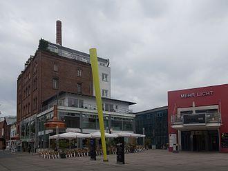 Centre for International Light Art - Centre for International Light Art