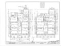 Upson House, 1000 Prince Avenue, Athens, Clarke County, GA HABS GA,30-ATH,2- (sheet 1 of 4).png
