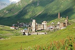 Ushguli - Wikipedia, the free encyclopedia