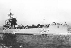 USS St. Joseph's River (LSM(R)-527) - USS St Josephs River (LSMR-527)