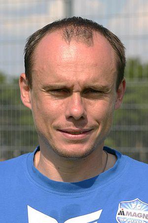 Václav Koloušek - Image: Václav Koloušek (FC Magna Wiener Neustadt)