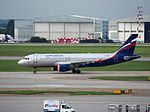 VP-BRZ (aircraft) at Sheremetyevo International Airport pic1.JPG