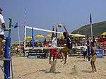 Assistir jogos do Voleibol de praia ao vivo