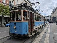 Vagn 76 på Djurgårdslinjen bild 1.jpg
