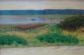Coast in Hongleur