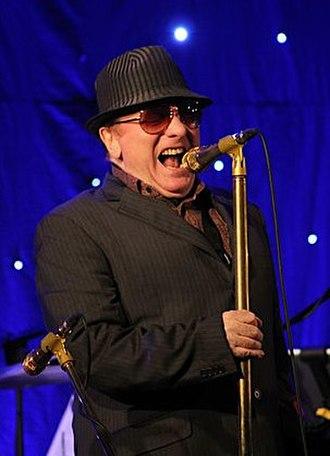 Van Morrison - Morrison performing in Newcastle, Northern Ireland, in August 2015