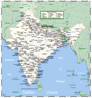 Varanasi locator
