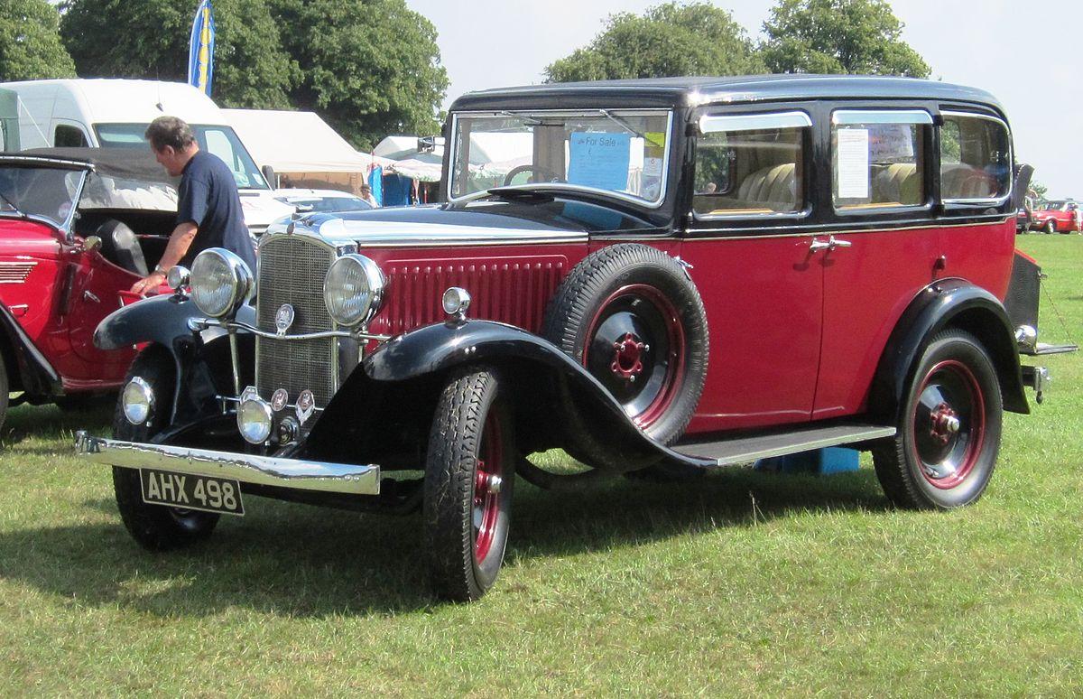 Vauxhall Cadet - Wikipedia