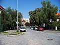 Ve stínu, od ulice Na výsluní k severovýchodu.jpg
