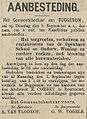 Venloosch Weekblad vol 028 no 034 Aanbesteding verbouwing openbare school en onderwijzerswoning Buggenum.jpg