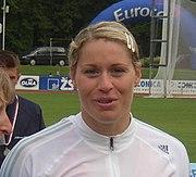 Vera Cechlova-Pospisilova CZ championships in athletics Kladno 2005