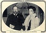 Verlobung Fürst Ferdinand von Bulgarien mit Prinzessin Eleonore von Reuß-Köstritz, 1907.jpg
