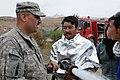 Vermont firefighter trains ANP in Bamyan.jpg