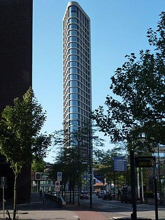 Vesteda Toren - Image: Vestedatoren Eindhoven