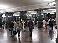 Vestibule of Kurskaya stations (Вестибюль станций Курская) (4929030406).jpg
