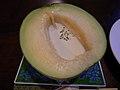 Vichyssoise in melon (4903268744).jpg