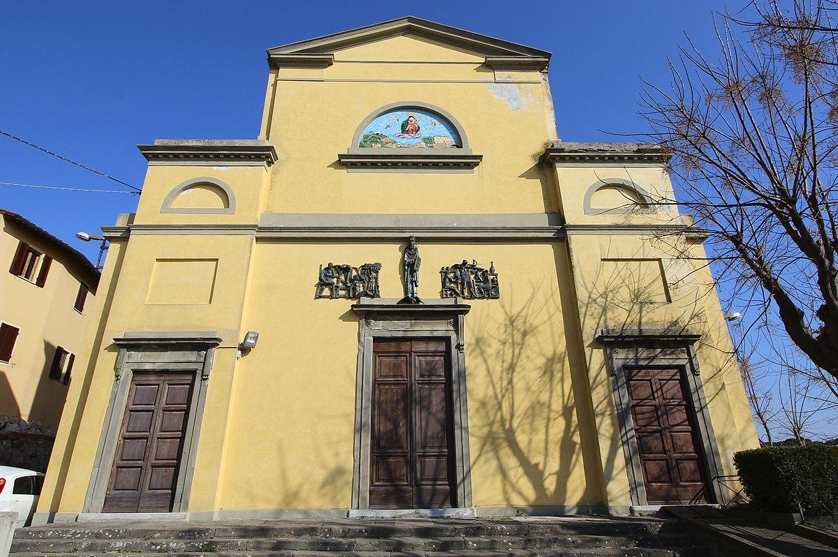 Pieve di San Giovanni Evangelista (San Giovanni alla Vena ...