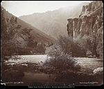 View Nr. Forks, Logan Canon, Utah U.P.Ry. C.R. Savage, Photo, Salt Lake City..jpg