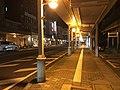 View near Hamada Station at night 3.jpg