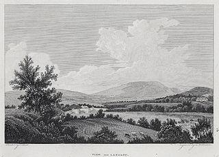 View near Landaff