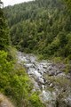 View of waterfall along scenic Route 101 in Northern California LCCN2013632303.tif