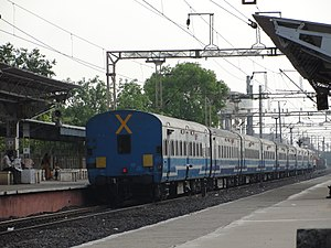 Vijayawada–Gudur section - Vijayawada Jan Shatabdi Express is an important train on the Vijayawada–Gudur section